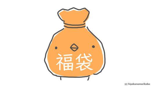 【完売御礼】1/4 22:00~ 福袋販売