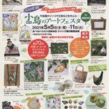 【中止】小鳥のアートフェスタ in ABENO(2021/05/05-11)